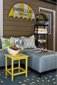 9 Ways to Dress Up Your Deck - Furnish for Outdoor Living on HomePortfolio - Kandrac & Kole Interior Designs, Inc.