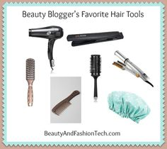 Makeup Wars Favorite Hair Tools   Beauty and Fashion Tech