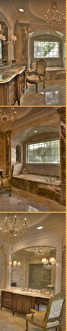 Gorgeous bathroom charisma design