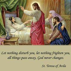 St. Teresa of Avila                                                       …