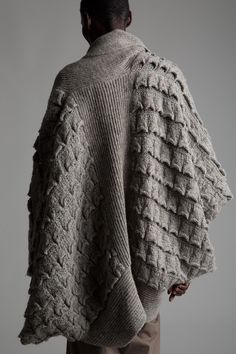 8f581341bdb Vintage Issey Miyake Cocoon Sweater Cocoon Sweater