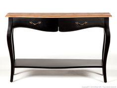 M s de 1000 ideas sobre console tiroir en pinterest - Table console murale ...