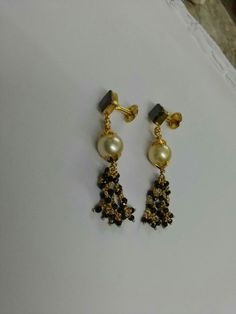 If you own valuable fashion jewelry such as diamond earrings, pendants, diamond rings, or other fine jewelry products, you can keep these items for a life time if you take care of them. Fancy Jewellery, Bead Jewellery, Beaded Jewelry, Silver Jewelry, Silver Charms, Indian Jewelry, Jewelry Necklaces, Silver Rings, Gold Necklace