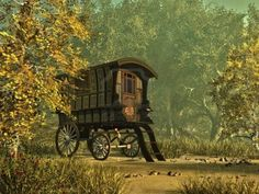 ℒ~gypsy.vardos.caravans.wagons.rouleotes https://www.facebook.com/LynBanas.TheIntentionalGardener