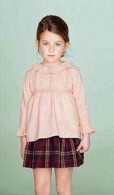 Peplum, Ruffle Blouse, Posh Girl, Kids Fashion, Tops, Women, Veil, Junior Fashion, Babies Fashion