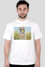 Camino de Santiago - Time to go - koszulka męska