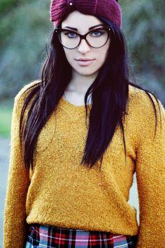 clear lens cat eye glasses #clearlensglasses #2014fashion #2014trends #cateyeglasses