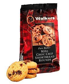 Walkers Mini Chocolate Chip Shortbread