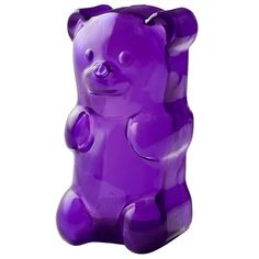Gummy Bear Nightlight, Purple - contemporary - kids lighting - by The Land of Nod