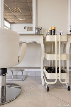 vintage hairsalon project Vmatiz #camera24: interiors details