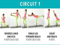 Lose Weight With No-Equipment Workout Lunges, Squats, Body Weight Circuit, Lose Weight, Weight Loss, Getting Things Done, No Equipment Workout, Health Tips, Kicks