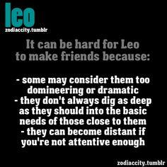 Leo horoscopes compatibility