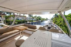 Best ride on the water with - 75 ft 2017 Sunseeker Yacht for sale Sunseeker Yachts, Boat Upholstery, Yacht Wedding, Yacht For Sale, Outdoor Furniture Sets, Outdoor Decor, Make Money From Home, Travel Style, Sun Lounger