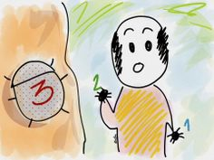 #vita #CharlesDarwin #HappyBirthDay #illustration #Coleotteri #aneddoto #Life From Glob-Arts