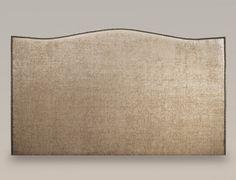 Serene Charlotte Fudge King Size Wall Mounted Headboard