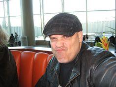 Steve Blevins at LAX