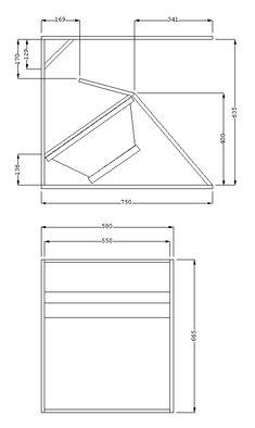12 inch speaker box dimensions woodworking project ideas ben pinterest subwoofer box. Black Bedroom Furniture Sets. Home Design Ideas