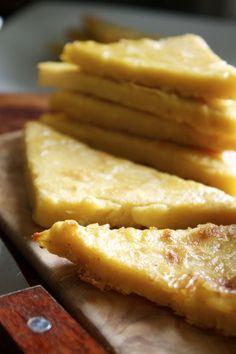 Recipe: Authentic Italian Chickpea Flat Bread   In Pursuit of More