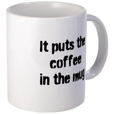 Perfect gift for the horror movie loving coffee drinker!