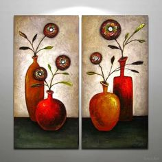 Wall Murals, Still Life, Mosaic, Canvases, Drawings, Modern, Silhouette, Painting, Image