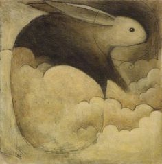 Bunny cloud. Seth Fitts.