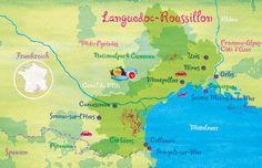 Südfrankreich: Languedoc-Roussillon: Salut, unbekannter Süden!