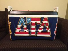 fraternity cooler