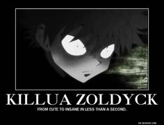 Killua Zoldyck ~Hunter X Hunter