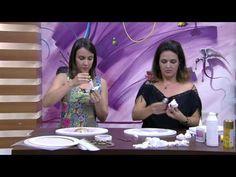 Mulher.com - 08/10/2015 - Quadro para porta de maternidade - Marisa Maga...