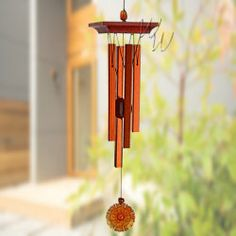 Woodstock Percussion 20 Inch Amber Chimes
