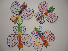 Escola com Jardim de Infância Padre Abel Varzim: primavera no Jardim de Infância