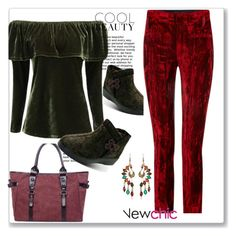 """NEWCHIC!"" by lina-bovary ❤ liked on Polyvore featuring Haider Ackermann"
