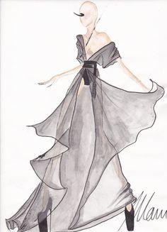 black-and-white-fashion-sketches-dresses-36