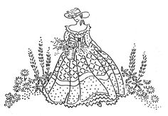 Hand Embroidery Patterns Free, Embroidery Art, Embroidery Designs, Crazy Quilting, American Girl Doll Hair Care, Point Lace, Diy Fashion, Coloring Pages, Needlework