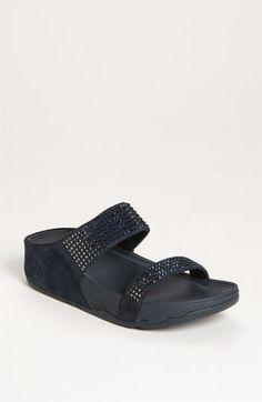 1ddd46feb FitFlop  Flare™  Slide Sandal