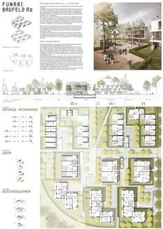 2. Preis: © Motorlab Architekten, motorplan Architektur + Stadtplanung, RMP Stephan Lenzen Landschaftsarchitekten