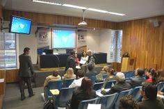 Entrega de Constancias del Taller: Mejores prácticas de tutoría del SUAyED. Sesión presencial que se llevó a cabo el miércoles 20 de marzo de 2013, de 9:00 a 19:00 hrs. en el auditorio de la CUAED.