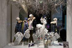 Inspirações para vitrines no inverno 2016