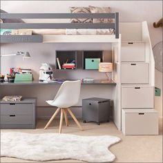 9 Best Mezzanine Ikea Stora Images Loft New Room Bed