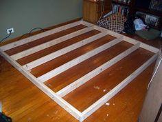 build platform bed