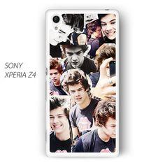 harry styles wallpaper AR for Sony Xperia Z1/Z2/Z3 phonecase