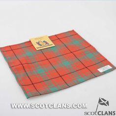 Macaulay Ancient Tartan Handkerchief