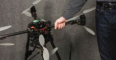 Hacker Says He Can Hijack a $35K Police Drone a Mile Away