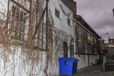 The remains of The Spur Inn, Borough High Street