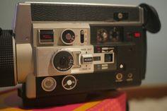 Canon 1018 super8  movie camera