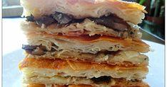 Mantarlı Börek tarifi, börek tarifi, börek tarifleri, mantarlı tarifler, hamurişi,çay saati, kahvaltılık, nefis tarifler, kolay tarifler,