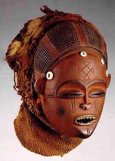 Máscaras de Cikungu  READ article