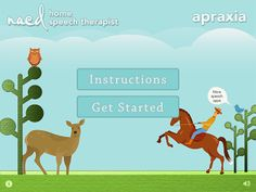 Speech Room News: Speech Therapy for Apraxia (App Review) Pinned by SOS Inc. Resources. Follow all our boards at pinterest.com/sostherapy for therapy resources.