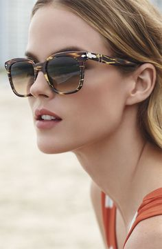 Persol 50mm Square Vintage Sunglasses | Nordstrom