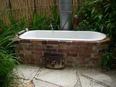 fire bath.... still trying to convince hubby that we NEED one of these...